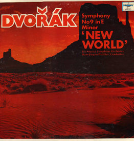 Used Vinyl Dvorak- Symphony No. 9 In E Minor