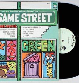 Used Vinyl Peter Pan Chorus- Sings Songs From Sesame Street