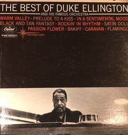 Used Vinyl Duke Ellington- The Best Of Duke Ellington