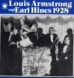 Used Vinyl Louis Armstrong And Earl Hines- 1928