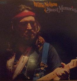 Used Vinyl Willie Nelson- Sweet Memories