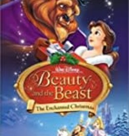 Used DVD Beauty And The Beast: Enchanted Christmas