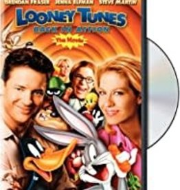 Used DVD Looney Tunes Back In Action