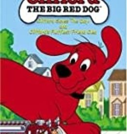 Used DVD Clifford The Big Red Dogs: Clifford Saves The Day And Clifford's Fluffiest Friend Cleo