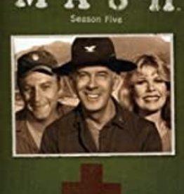 Used DVD Mash Season Five