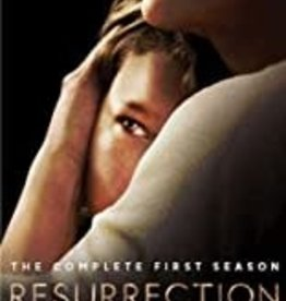 Used DVD Resurrection Complete First Season