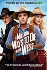Used DVD A Million Ways To Die In The West
