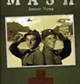 Used DVD MASH Season Three