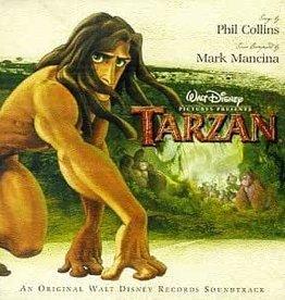 Used CD Tarzan- Soundtrack