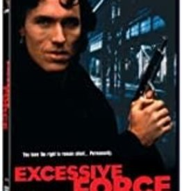 Used DVD Excessive Force