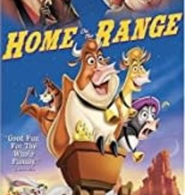 Used DVD Home On The Range