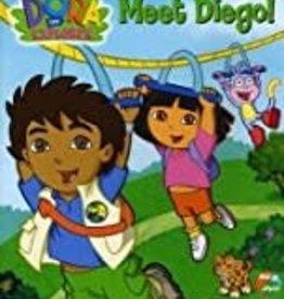 Used DVD Dora The Explorer: Meet Diego