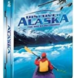 Used DVD Discover Alaska: The Great Outdoors