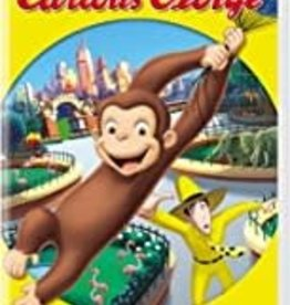 Used DVD Curious George