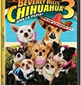 Used DVD Beverly Hills Chihuahua 3