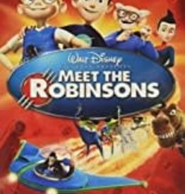 Used DVD Meet The Robinsons