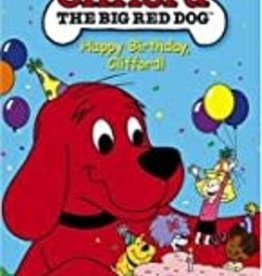 Used DVD Clifford The Big Red Dog: Happy Birthday Clifford