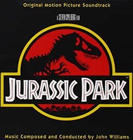 Used CD Jurassic Park Original Motion Picture Soundtrack