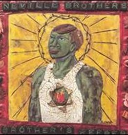 Used CD Neville Brothers- Brother's Keeper