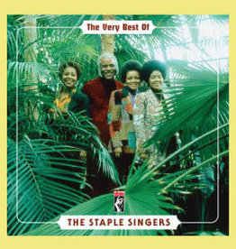 Used CD Staple Singers- The Very Best Of The Staple Singers