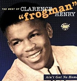 "Used CD Clarence ""Frogman"" Henry- Ain't Got No Home"