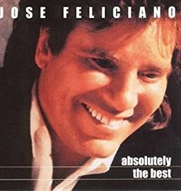 Used CD Jose Feliciano- Absolutely The Best