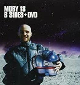 Used CD Moby- 18 B Sides + DVD