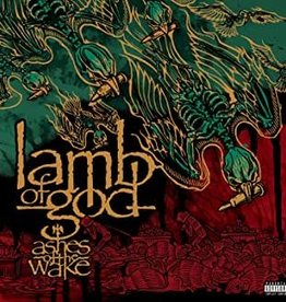 Used CD Lamb Of God- Ashes Of The Wake