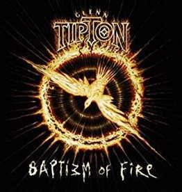 Used CD Glenn Tipton- Baptism Of Fire