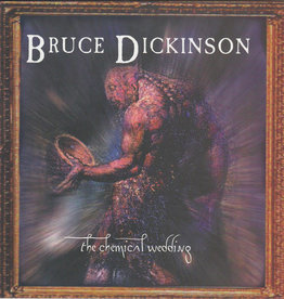 Used CD Bruce Dickenson- Chemical Wedding