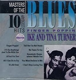 Used CD Ike And Tina Turner- Finger Poppin'