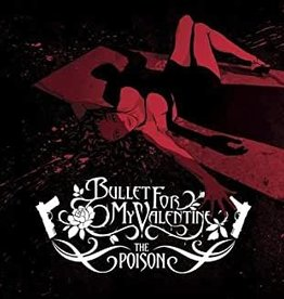 Used CD Bullet For My Valentine- The Poison
