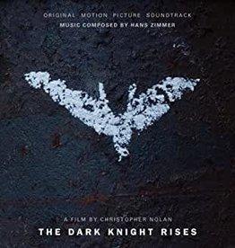 Used CD Dark Knight Rises Soundtrack