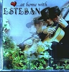 Used CD Esteban- At Home With
