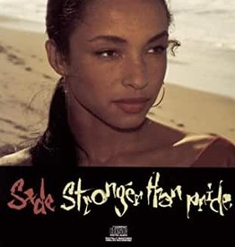 Used CD Sade- Stronger Than Pride