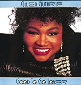 Used CD Gwen Guthrie- Good To Go Lover
