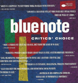 Used CD Various- Blue Note Critics Choice
