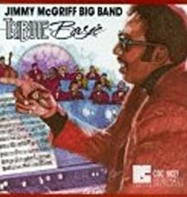 Used CD Jimmy McGriff Big Band- Tribute To Basie