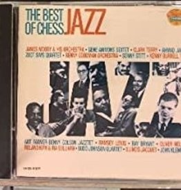Used CD Various- The Best Of Chess Jazz