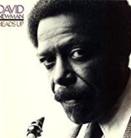 Used CD David Newman- Heads Up