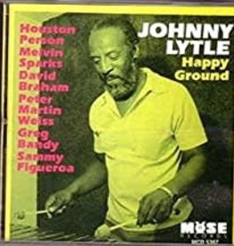 Used CD Johnny Lytle- Happy Ground