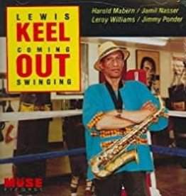Used CD Lewis Keel- Coming Out Swinging