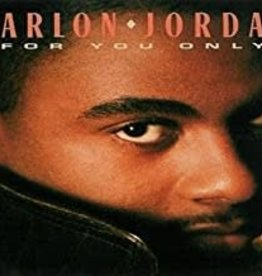 Used CD Marlon Jordan- For You Only
