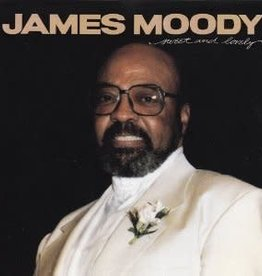 Used CD James Moody- Sweet And Lovely