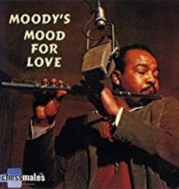 Used CD James Moody- Mood For Love