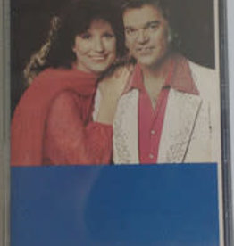 Used Cassette Loretta Lynn & Conway Twitty- The Very Best Of Loretta And Conway