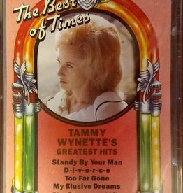 Used Cassette Tammy Wynette- Greatest Hits