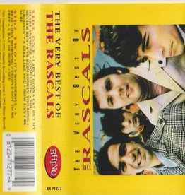Used Cassette The Rascals- The Very Best of The Rascals