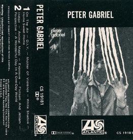 Used Cassette Peter Gabriel- Peter Gabriel