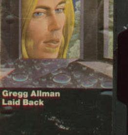 Used Cassette Gregg Allman- Laid Back